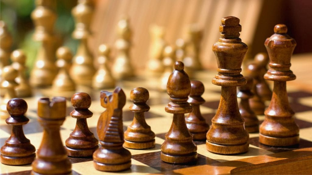 Virtual SLC Presents: Chess with Neil